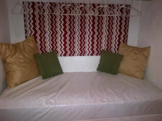 Hostelito Cozumel: dormitorio privado grupal