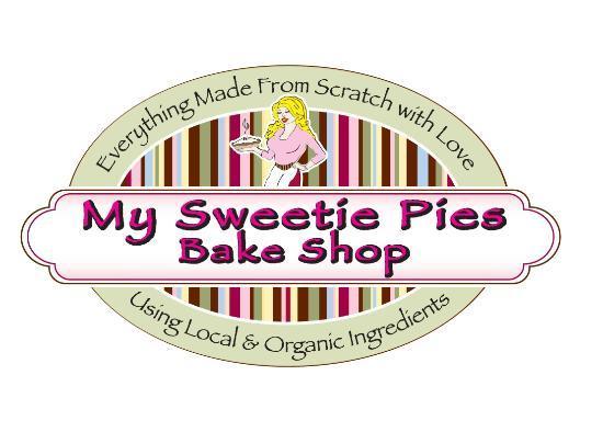 My Sweetie Pies Bake Shop: Logo