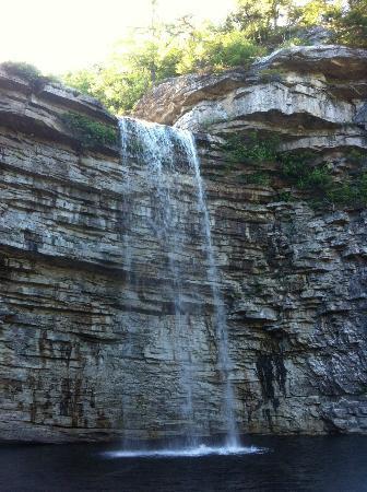 Minnewaska State Park Preserve: Awosting Falls