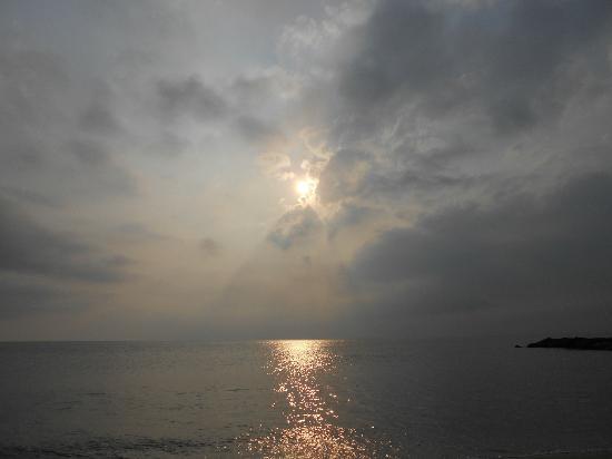 Jersey Cape Motel: Sunset At Sunset Beach