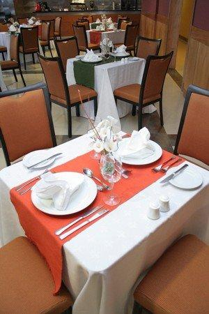 Diego de Almagro Rancagua: Restaurant