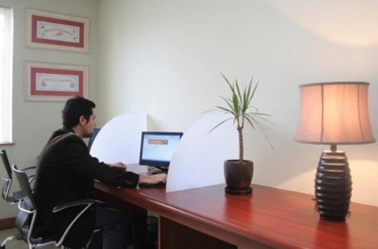 Diego de Almagro Rancagua: Centro de Conexion a Internet