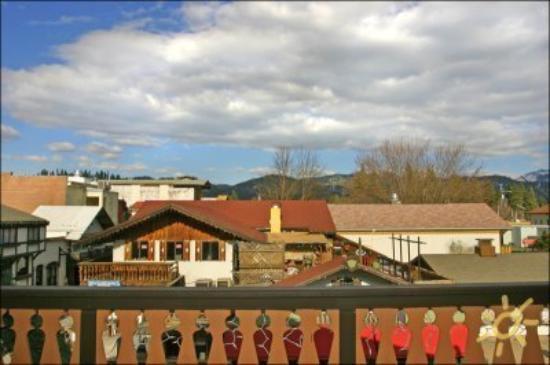 Amadeus Inn View