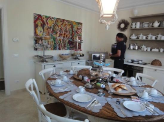 Relais Corte Degli Aragonesi: prima colazione