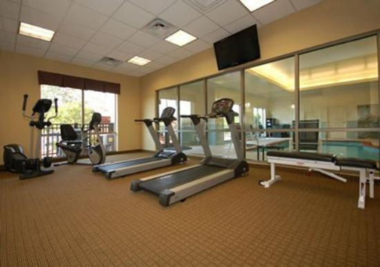Holiday Inn Express Leland-Wilmington Area: Health Club -OpenTravel Alliance - Health Club-