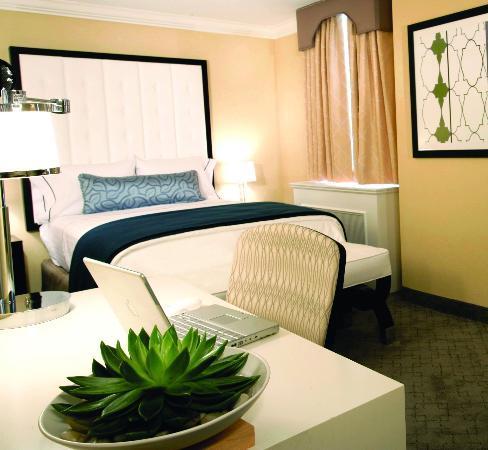 Warwick Allerton-Chicago: Standard Room