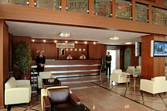 The Bostanci Hotel: VGARECEPTION