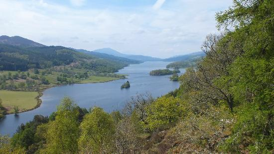 Tummel Valley Holiday Park: nearby