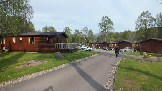 Parkdean - Tummel Valley Holiday Park: grounds