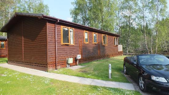 Parkdean - Tummel Valley Holiday Park: our lodge