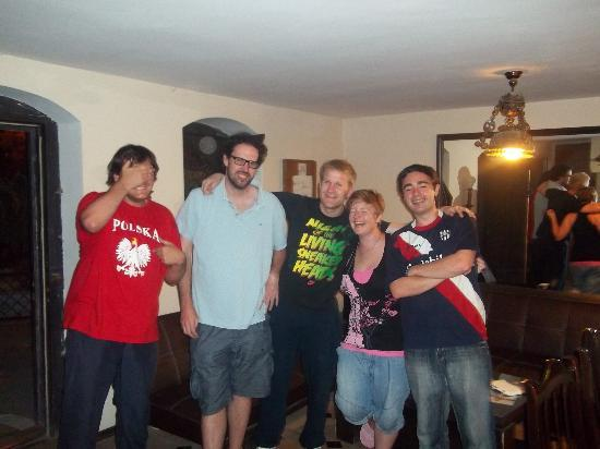 Tbilisi Friends Hostel : Some of the guests I met in the hostel