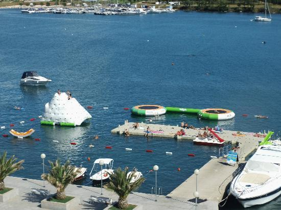 Aparthotel del Mar: Aquapark