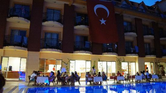 Astoria Hotel : Турецкая вечеринка в Астории