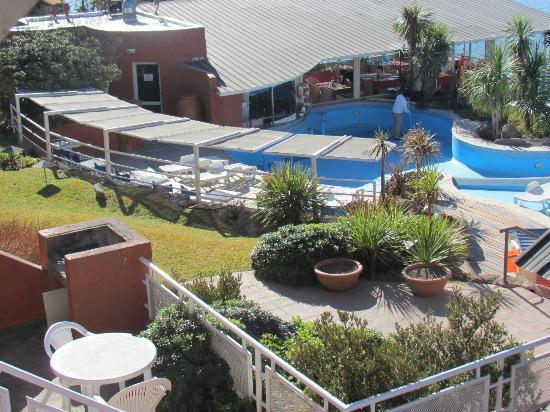 Lake Buenavista Resort: Vista desde la habitación