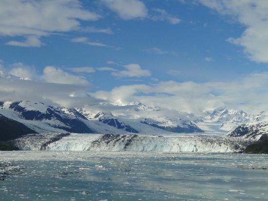 College Fjord: Harvard Glacier