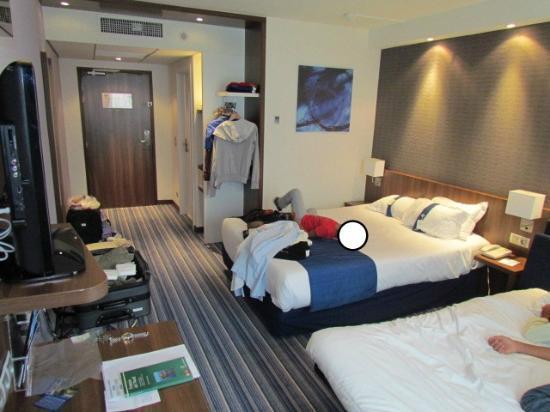 Holiday Inn Express Strasbourg - Sud : Camera