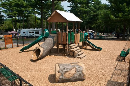 Normandy Farms Family Camping Resort: Playground #2