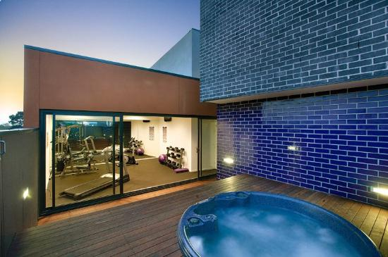 Punthill Oakleigh: Spa And Gym