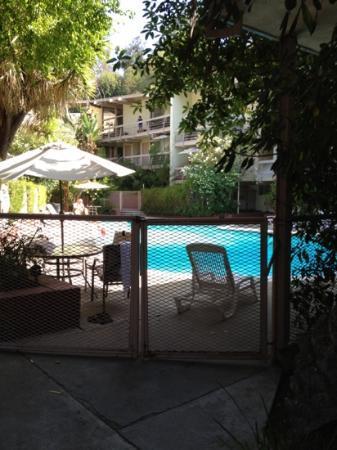 Highland Gardens Hotel: pool
