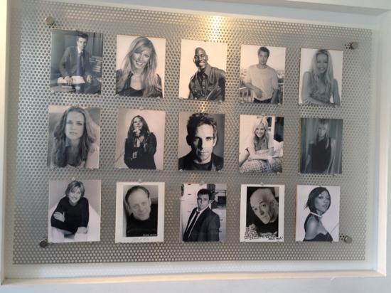 Highland Gardens Hotel: celebs who visited