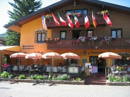 Pepi S Bar Restaurant Hotel Gasthof Gramshammer In Vail Home Of