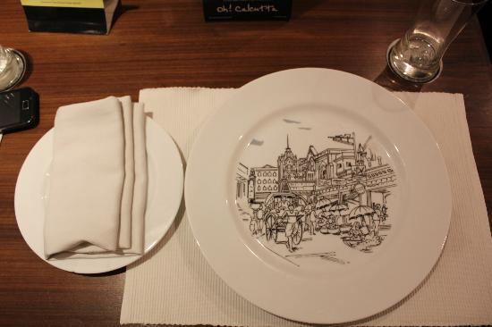 Oh! Calcutta: Cutlery