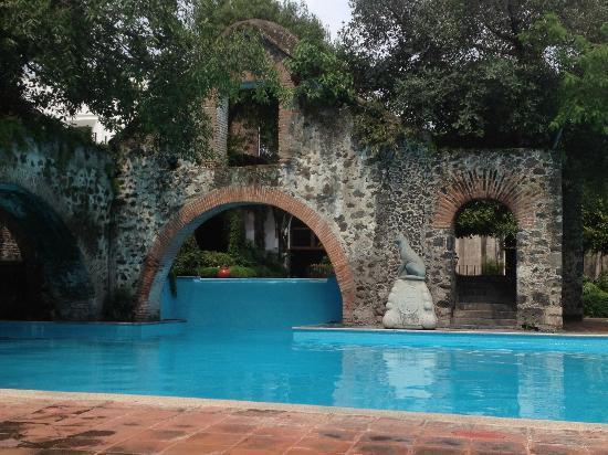Hotel Hacienda Cocoyoc: Piscina principal