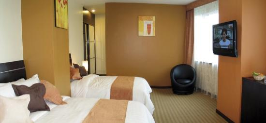 M Hotels: Guest Room