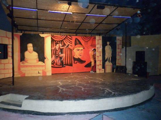 L'Ecrin Sandra Club: theatre