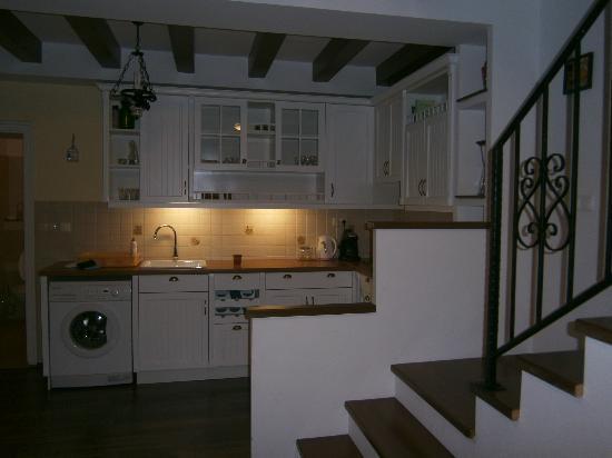 Green Dream Apartment : angolo cottura