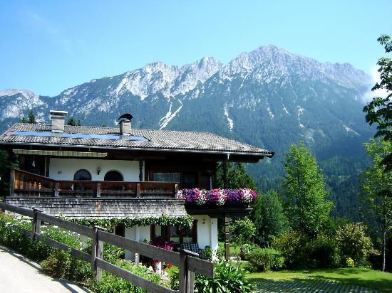 Obholzhof: View