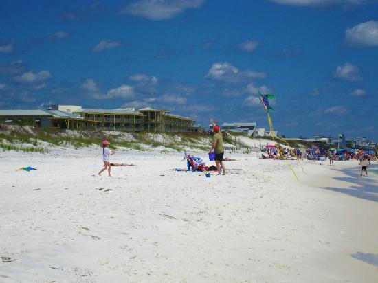 WaterColor Inn: Beach
