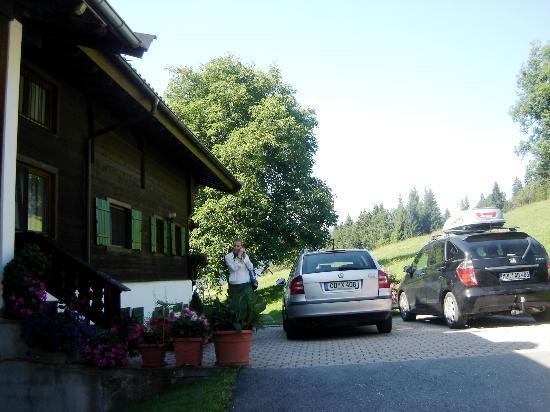 Obholzhof: Main building