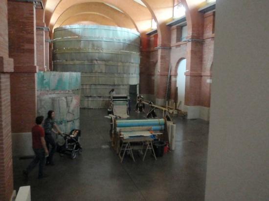 les Abattoirs: art exhibit