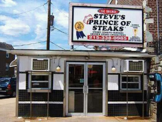 Photo of Restaurant Steve's Prince of Steaks at 7200 Bustleton Ave, Philadelphia, PA 19149, United States