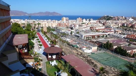 Hotel La Cumbre: bahia de mazarron