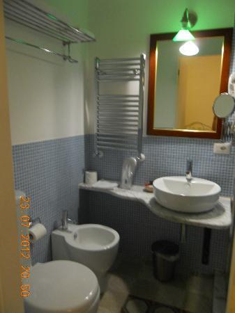Palazzo Olivia: Bathroom