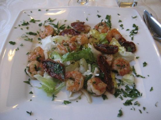 Horda Hotel: shrimps