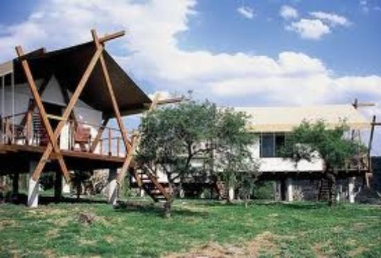 Cadereyta de Montes, México: las cabañas tipo safari