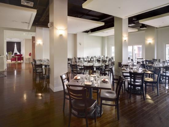 The Gould Hotel: On site restaurant