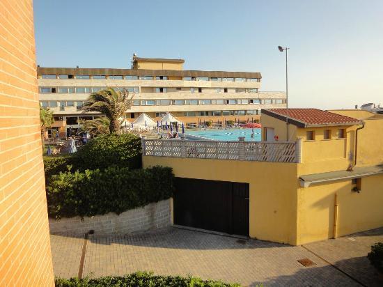 Continental Resort: panorama dalla camera