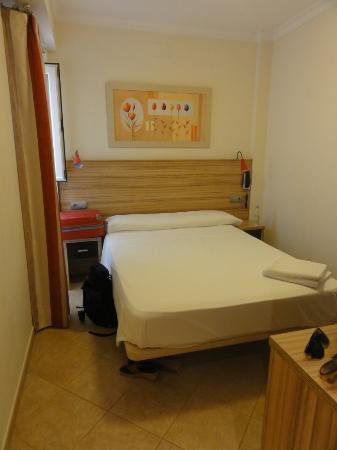 Hotel Trebol: habitación