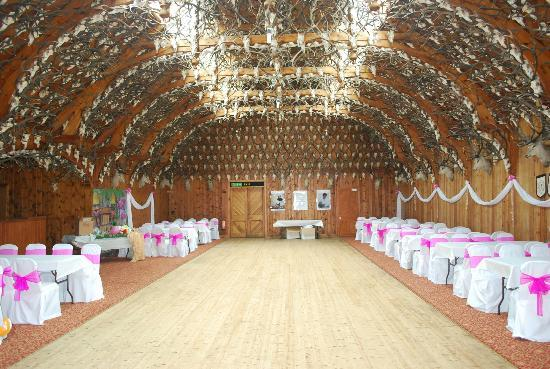 Braemar, UK: Lodge Stag room for reception