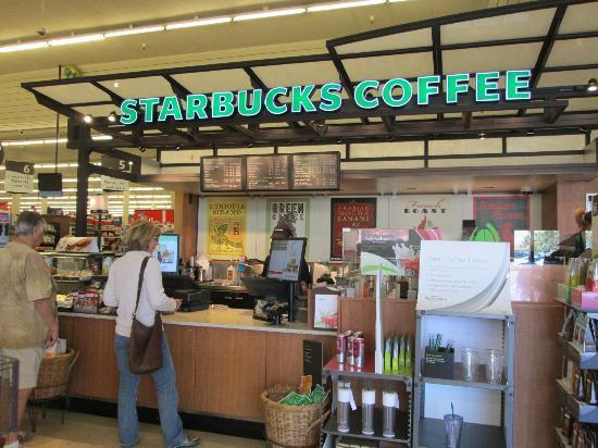 Starbucks: Ordering