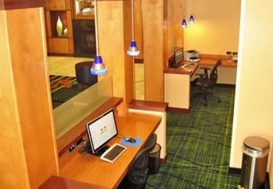 Fairfield Inn & Suites Muskogee: Business Center