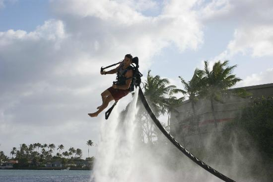 Jetlev Hawaii