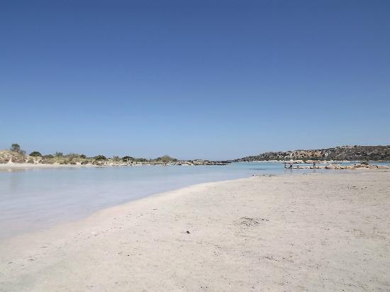 Balos Beach: elafonissi