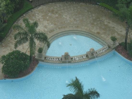 Shangri-La Hotel Guangzhou: vista