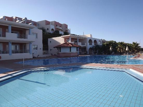 Balos Beach: hotel