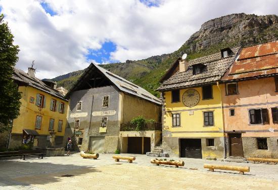 Saint Dalmas Le Selvage